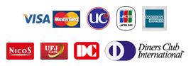 各種クレジットカード会社